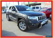 2011 Jeep Grand Cherokee WK MY2011 Laredo Grey Automatic 5sp A Wagon for Sale