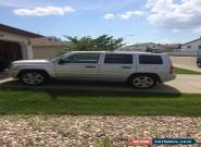 Jeep: Patriot Limited for Sale