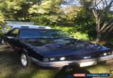 Classic 1996 Ford falcon XG ute with canopy for Sale