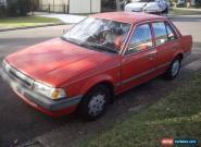 Ford laser 1988 great learner car little work needed great price no reserve  for Sale