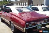 Classic 1967 Chevrolet Impala fast back for Sale