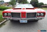 Classic 1972 Oldsmobile 442 for Sale