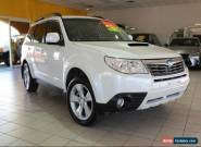 2010 Subaru Forester S3 MY10 2.0D AWD Premium White Manual M Wagon for Sale