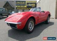 1968 Chevrolet Corvette Convertible 427 for Sale