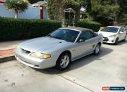 1998 Ford Mustang for Sale
