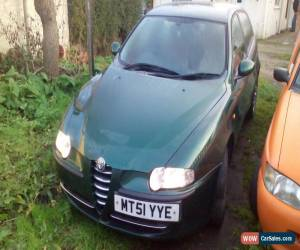 Classic 2002 ALFA ROMEO 147 T SPARK GREEN for Sale