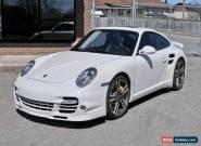 2012 Porsche 911 Porsche 911 turbo s for Sale
