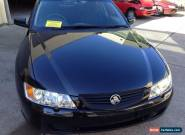 HOLDEN COMMODORE VY SEDAN AUTO AIR STEER DAMAGED STATUTORY WRITE OFF for Sale