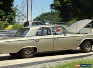 1963 Ford Custom 300 for Sale