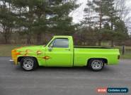 1983 Chevrolet C-10 for Sale