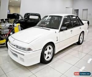 Classic 1986 Holden Calais VL Alpine White Manual M Sedan for Sale
