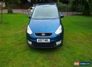 2008 FORD GALAXY 2.0 TDCI AUTOMATIC 7 SEATS for Sale