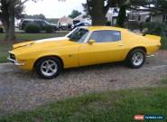 1973 Chevrolet Camaro for Sale