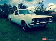 HT Holden for Sale