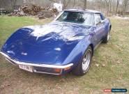 1972 Chevrolet Corvette coupe T Top for Sale