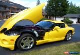 Classic 2001 Dodge Viper for Sale