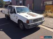 Ford Courier (1995) Cab Chassis 5 SP Manual (2.6L - Electronic F/INJ) for Sale