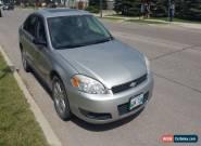 Chevrolet: Impala LTZ for Sale