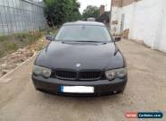 2004 BMW 7 SERIES SALOON 745LI 4DR 6 SPEED AUTO PETROL for Sale