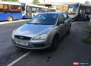 Ford Focus 05 Plate 1.4LX for Sale
