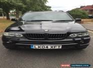 2004 BMW X5 D SPORT 3.0 - SAT NAV - FSH AUTO DIESEL - HPI CLEAR SAT NAV for Sale