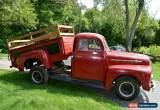 Classic 1952 Ford Other Pickups F2 3/4 ton  for Sale