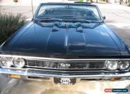 1966 Chevrolet Chevelle 2 door Convertible for Sale