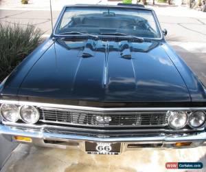 Classic 1966 Chevrolet Chevelle 2 door Convertible for Sale