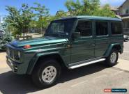1992 Mercedes-Benz G-Class for Sale