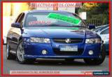 Classic 2005 Holden Commodore VZ 05 Upgrade SV6 Blue Automatic 5sp A Sedan for Sale