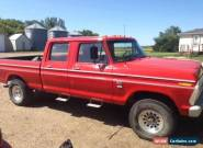 Ford: F-250 Crew Cab for Sale