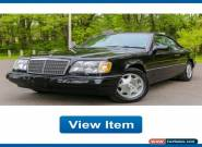 1995 Mercedes-Benz E-Class for Sale