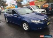 2009 Ford Falcon FG XT (LPG) Blue Automatic 4sp A Sedan for Sale