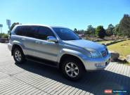 2003 Toyota LandCruiser PRADO TURBO DIESEL GXL AUTOMATIC Wagon nr for Sale