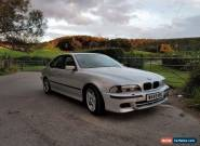 BMW 528i M SPORT AUTO SILVER for Sale