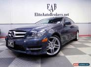2013 Mercedes-Benz C-Class C250 Coupe for Sale