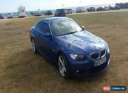 2007 BMW 320I SE BLUE msport for Sale