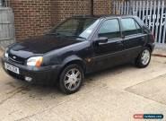 ** Ford Fiesta 1.25 2001 Aircon ** MOT  for Sale