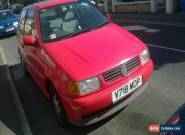 2000 VOLKSWAGEN POLO 1.4 L PETROL for Sale