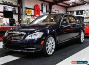 2013 Mercedes-Benz S-Class S550 for Sale