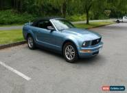 2005 Ford Mustang Convertible for Sale