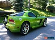 2010 Dodge Viper SRT-10 for Sale