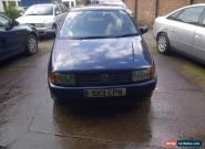 1999 VOLKSWAGEN POLO 1.6 GL AUTO BLUE for Sale