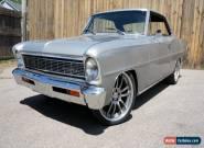 1966 Chevrolet Nova CHEVY II for Sale
