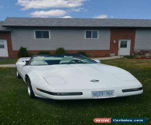 Classic 1992 Chevrolet Corvette for Sale
