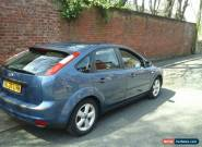 ford focus zetec climate 1.6 Auto 2006 petrol for Sale