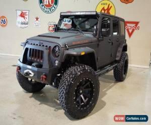 Classic 2016 Jeep Wrangler Rubicon 4X4 CUSTOM KEVLAR,LIFTED,NAV,HTD LTH,KICKER! for Sale