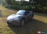 2003 Mitsubishi Eclipse GTS for Sale