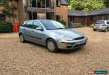 Classic Ford focus 1.6 2004, FSH, MOT March 2017, 75000 Miles for Sale