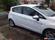 FORD FIESTA 1.6 ZETEC POWERSHIFT 2013 (63 PLATE) for Sale